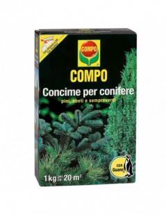 Concime per conifere Compo