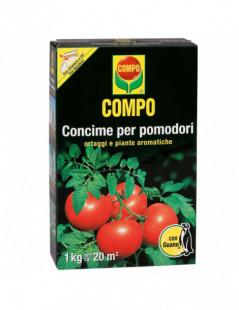 Concime per pomodori Compo