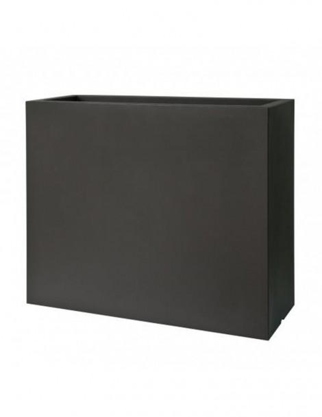Cassetta Euro3plast Kube High color nero perla