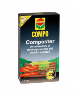Attivante compostaggio...
