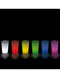 Vaso luminoso RGB da...