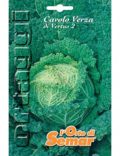 Semi di cavolo verza Vertus...