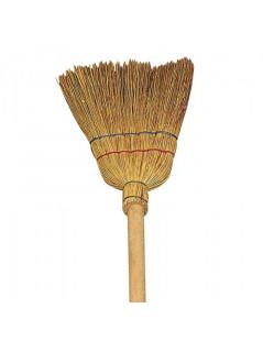 Scopa bamboo con manico...