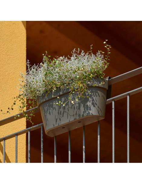 Cassetta per fiori Mitu Up di Euro3plast