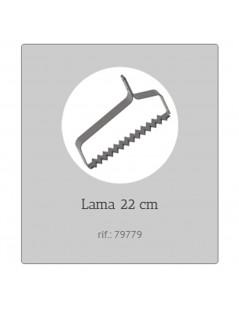 Lama dentata 22 cm per...
