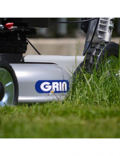 Grin HM46 su prato