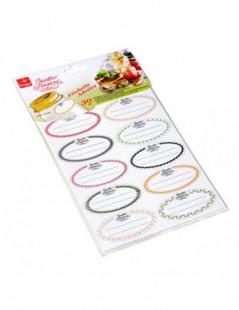 Etichette adesive per vasi...