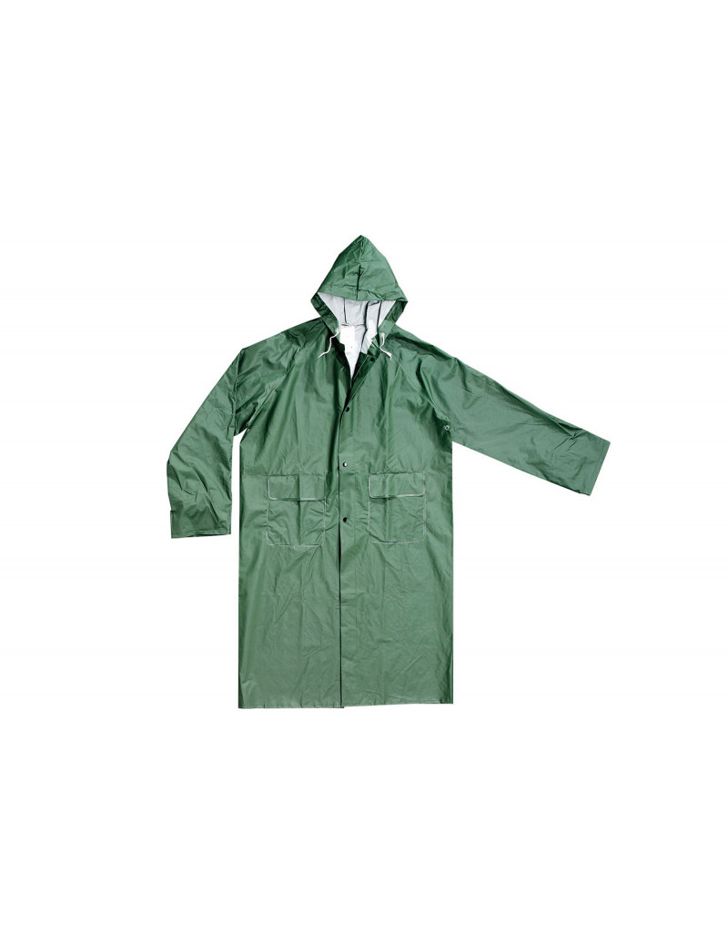 new product c17e4 fa652 Impermeabile antipioggia verde Neri Pluvio