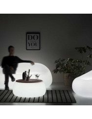 Furnishings with light